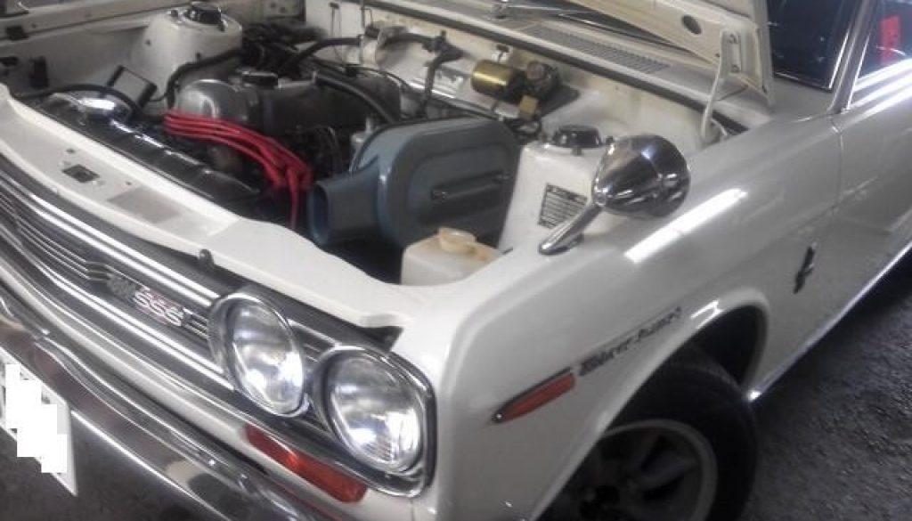日産 ブルーバード スカイライン 旧車